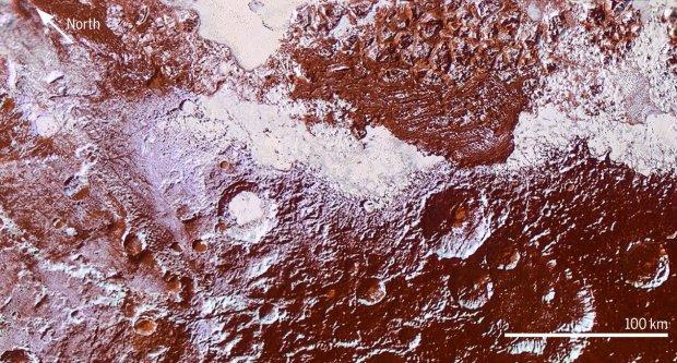 Unlocking big secrets about dwarf planet #Pluto: https://t.co/xpqQ3E3I2T https://t.co/QRCzpnihBS