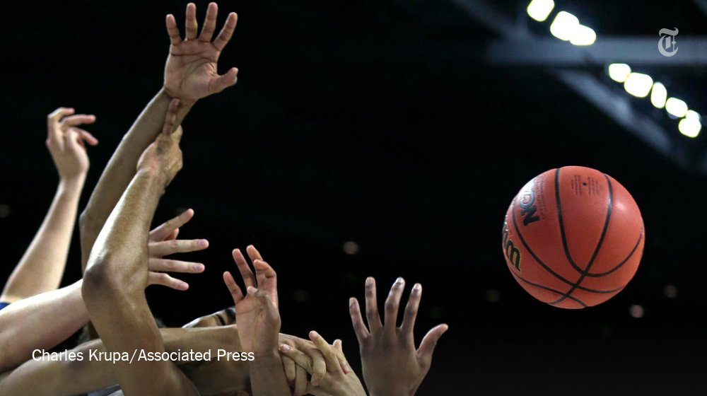 The latest NCAA tournament scores and updates, from @NYTSports:
