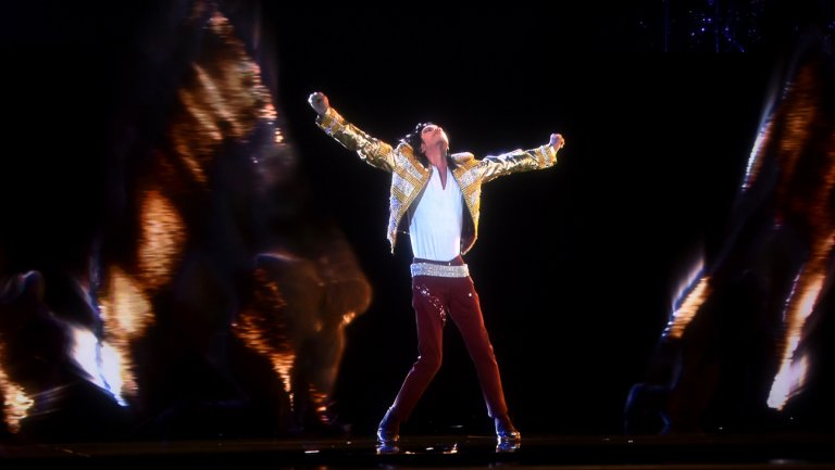 The Michael Jackson hologram dispute is settled