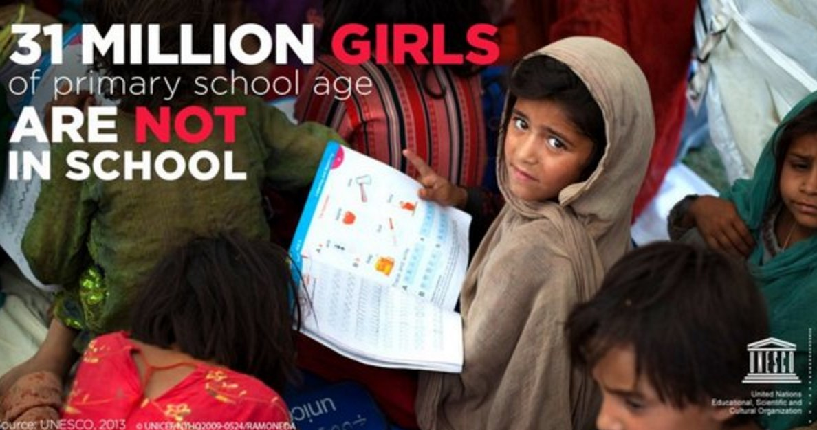 When women & #girls are literate, it's all society that gains. v/ @UNESCO #IWD2016 https://t.co/MOUADnnZqb https://t.co/qetSNN9HlP