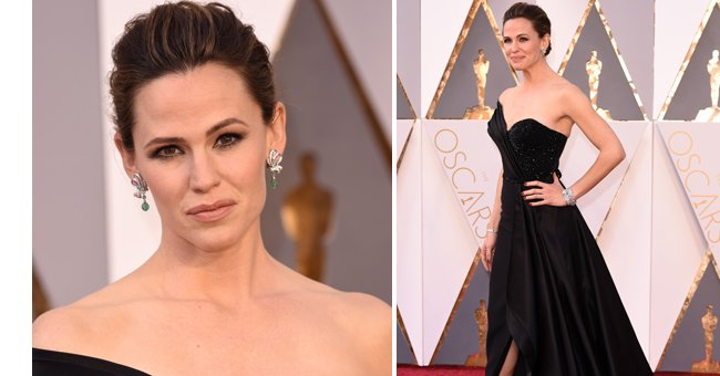 Jennifer Garner's *horrifying* tale of how this gorgeous dress crushed her organs...