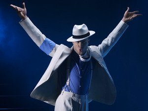 Has he got the moves?! Olly Murs channels his inner Michael Jackson!