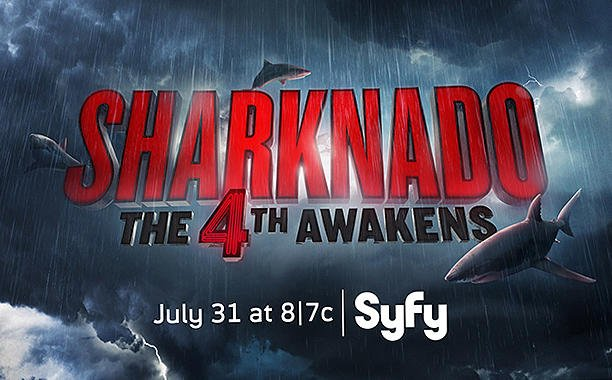 'Sharknado: The 4th Awakens' is coming to @Syfy this summer!