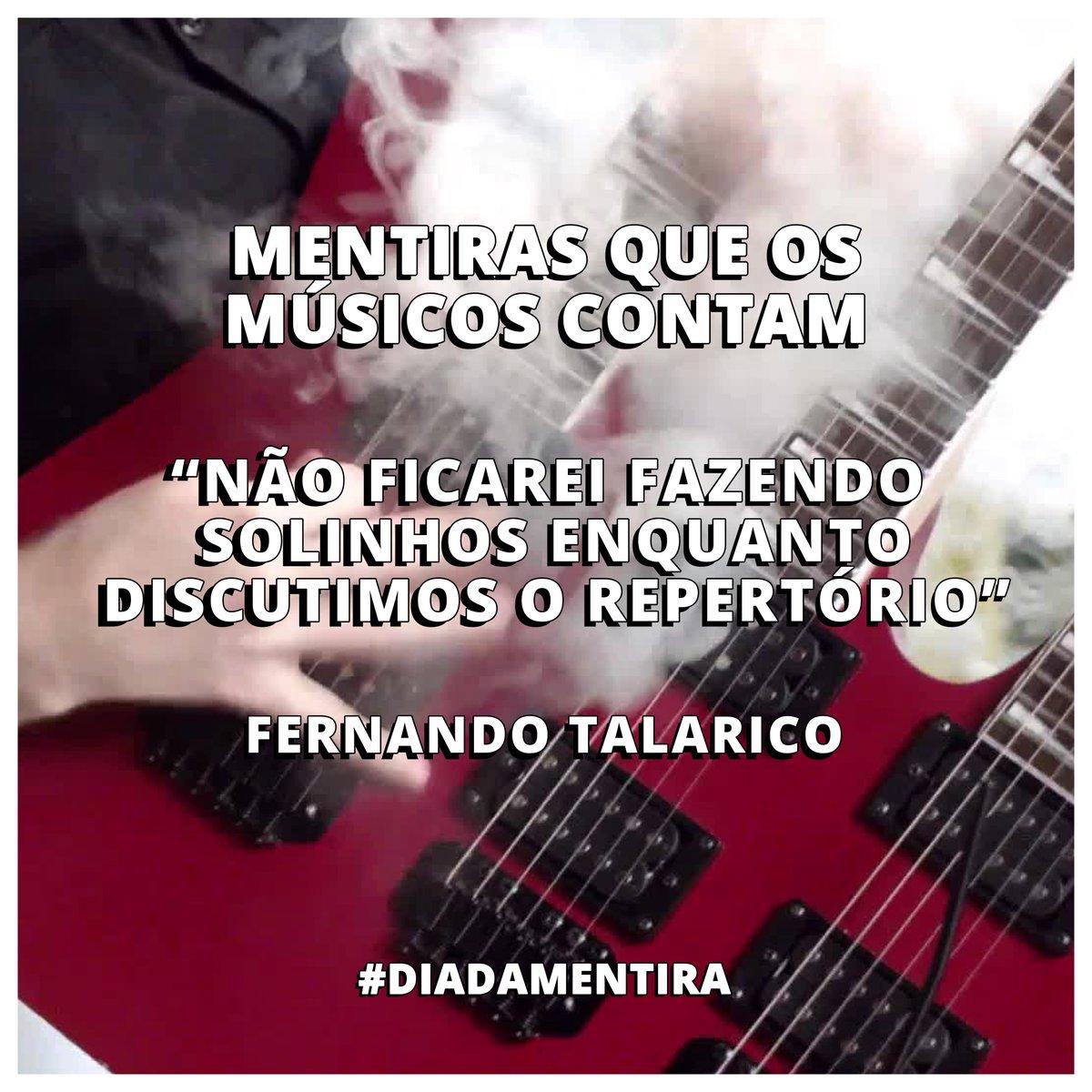 Difícil controlar! Fernando Talarico #diadamentira https://t.co/03InmYgp6c