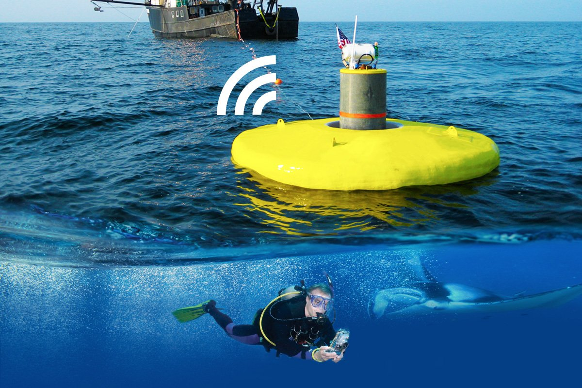 Powered by the motion of the ocean, the EA1900H2O is the world's first Wi-Fi enabled buoy. https://t.co/aoCz1d3EjT https://t.co/oFsgmkWEEF
