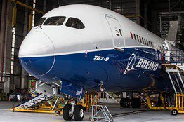 FAA Warns Over Airspeed Sensors on Boeing 787