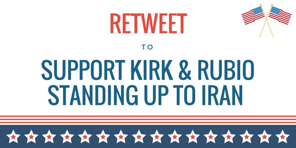 .@SenatorKirk & @MarcoRubio are fighting to block Iranian access to the U.S. dollar! https://t.co/vSb87NmsKw https://t.co/YqqADFZlzW