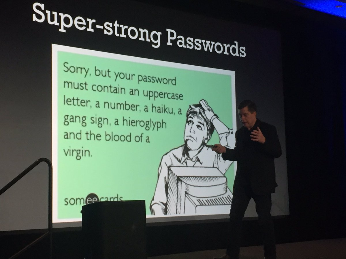#UX: Super strong passwords are plaguing user experience. Anyone got a haiku I could borrow?