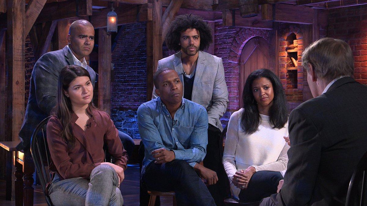 Tonight, a conversation with #Hamilton cast: @DaveedDiggs @leslieodomjr @reneeelisegolds @ChrisisSingin @Phillipasoo https://t.co/JEyQiBT7v1