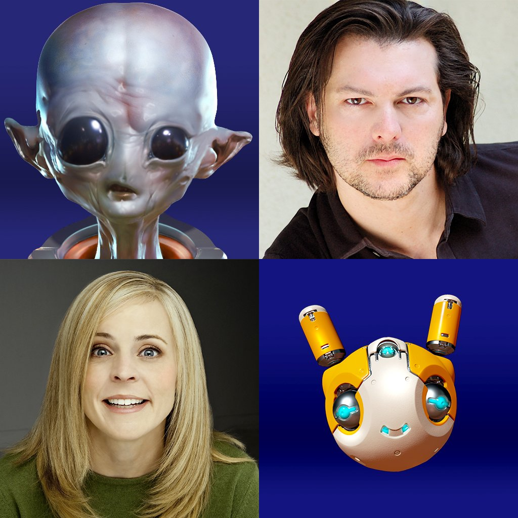 Yes that's Maria Bamford @mariabamfoo and David Hayter @DavidBHayter in @Oculus's Farlands. https://t.co/kDULBIlRmY