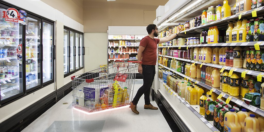 Introducing Coles NEW hover trolleys! Gliding into a store near you soon…#hovertrolley https://t.co/eX3NabBcoI