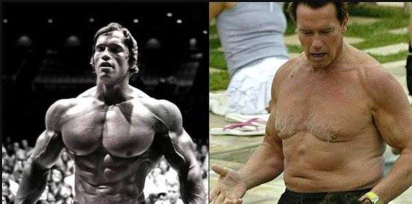 arnold schwarzenegger the last time liverpool won the league and today