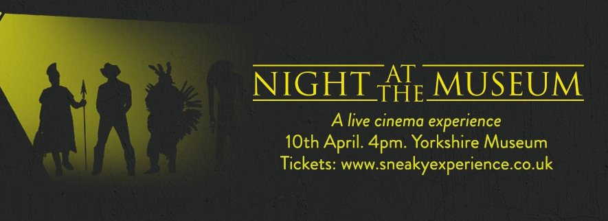 Tickets still available for our fantastic film screenings @sneakyexp next month! Book here - https://t.co/jNJrrXFHwG https://t.co/ZsiKFIdcnA