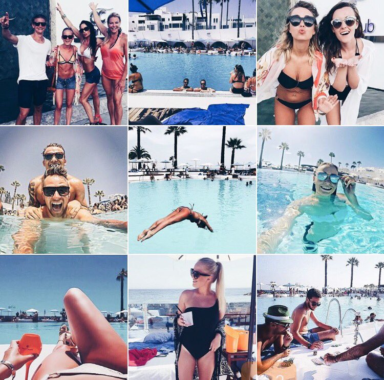Summer life! BOOK NOW ➡️ oceanclub.es ! Click, Choose, Book! #GoodLifeOc #SS16 https://t.co/hOwRizibjQ