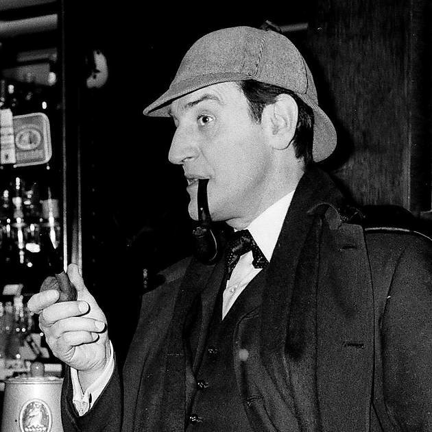 Douglas Wilmer, one of the greatest Sherlock Holmes, died this morning at the age of 96. https://t.co/TGlIL3ea9v