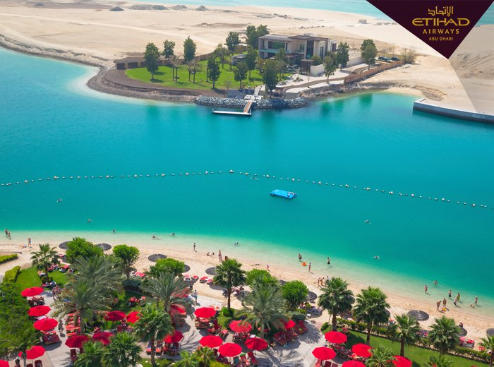 AbuDhabi is home to some of the best beaches in the world. Come explore them with us: