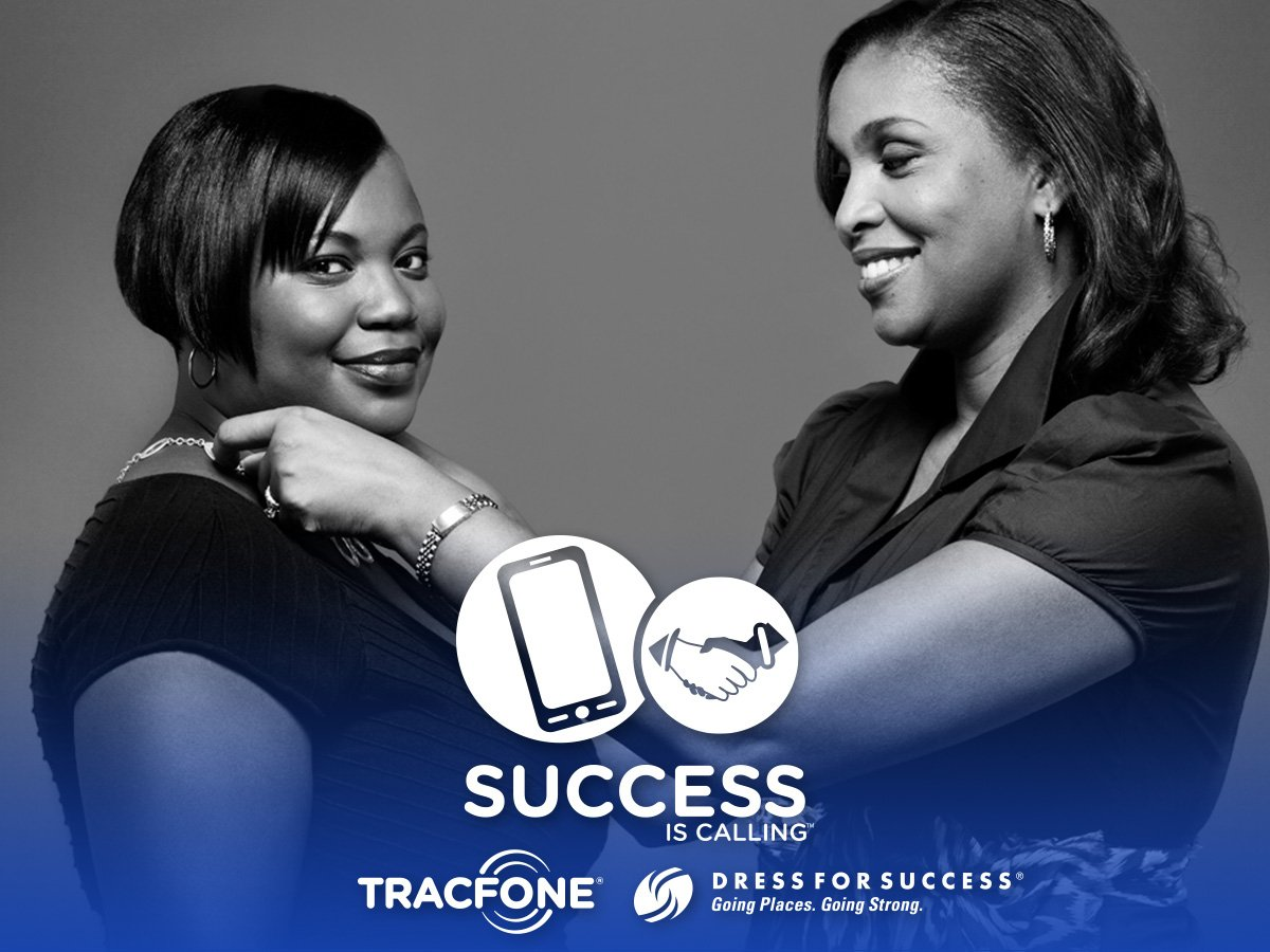 We are partnering with @TracFoneCalls again for #SuccessisCalling! Get the details here! > https://t.co/N3qEWGRaB8 https://t.co/KznpnSkQXw