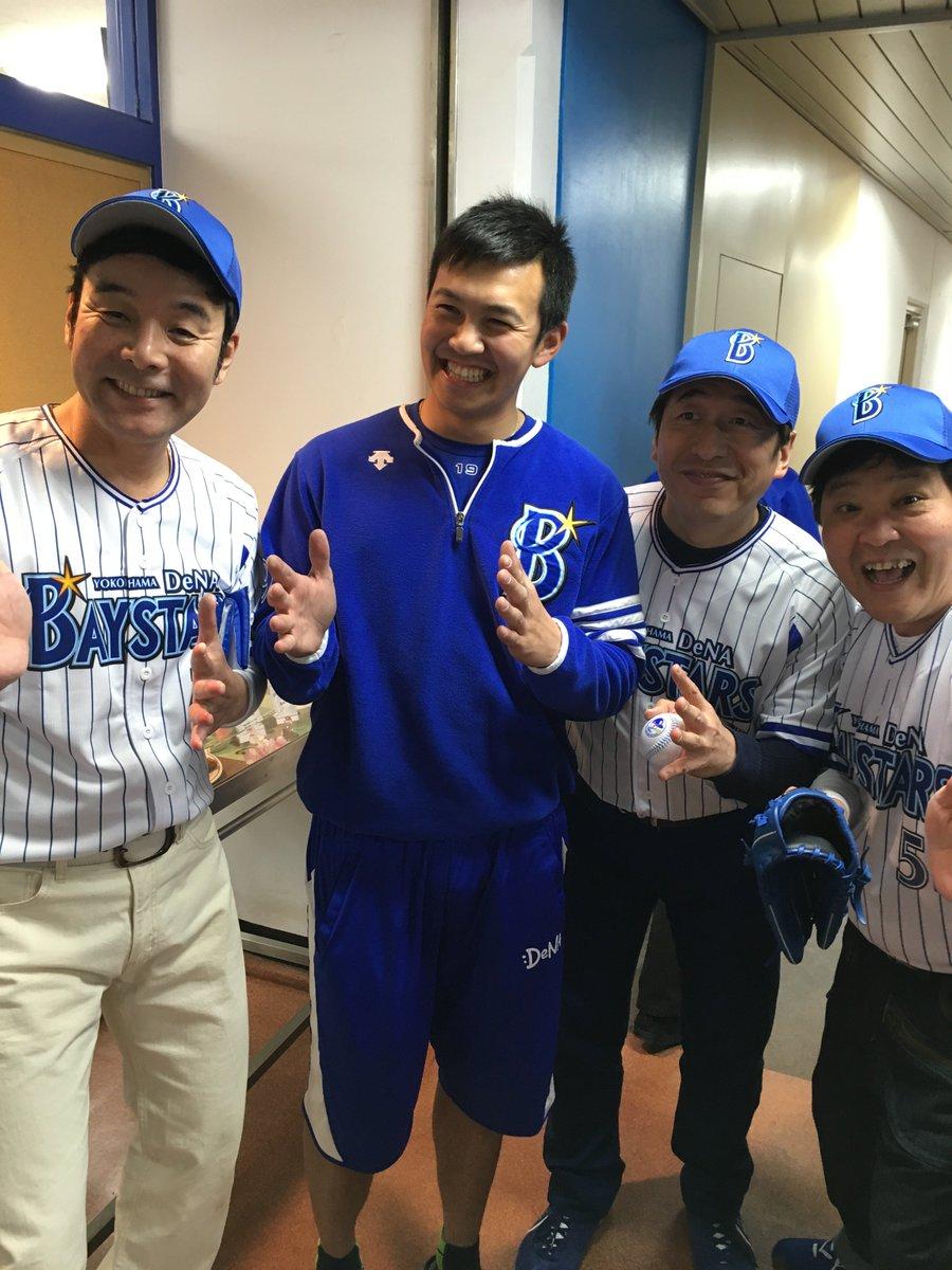 ヤスアキさんが加わったヤマサキ倶楽部。みなさんジャンプも得意です。 https://t.co/tNqmExGM1h