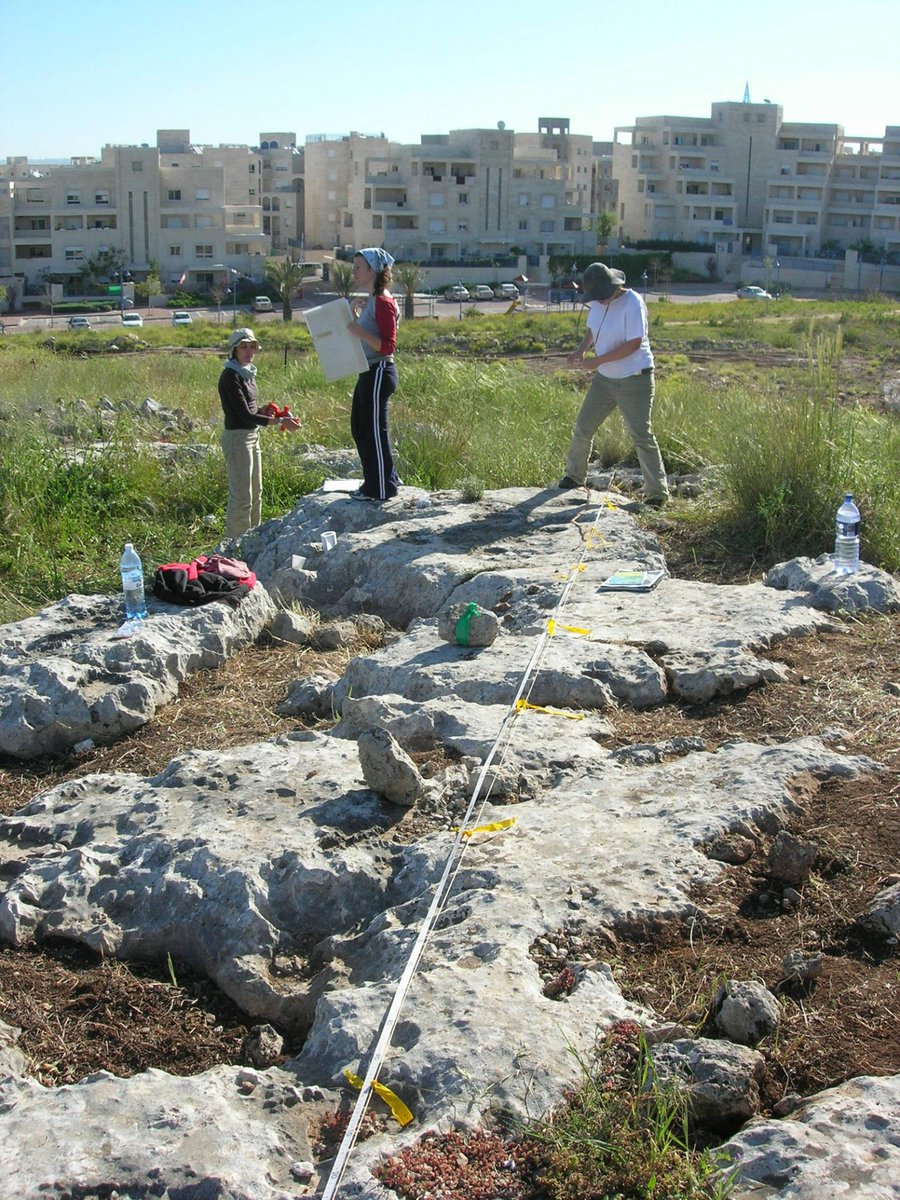 .@HebrewU #archaeology team finds 11,000-yr-old quarry - oldest in southern Levant region https://t.co/taUauOSDOE https://t.co/j0MlT6RXUw