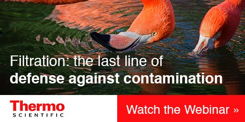 [Webinar] See how filtration can mitigate the risk of cell culture contamination: https://t.co/irWALeQIYE https://t.co/pmiNsEFI6G