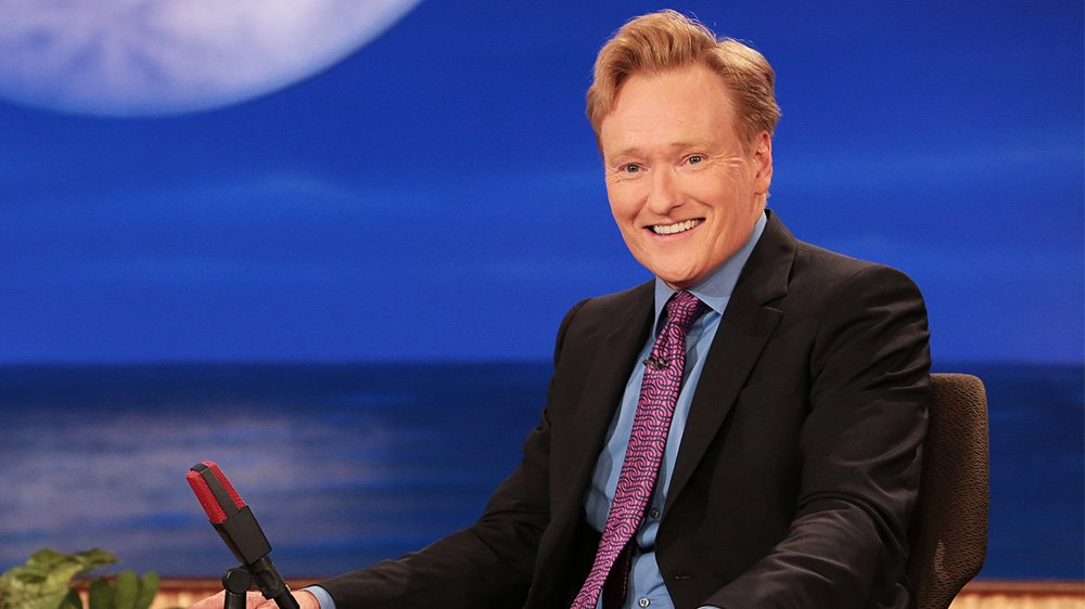 Conan O'Brien to take @TBS show to South Korea