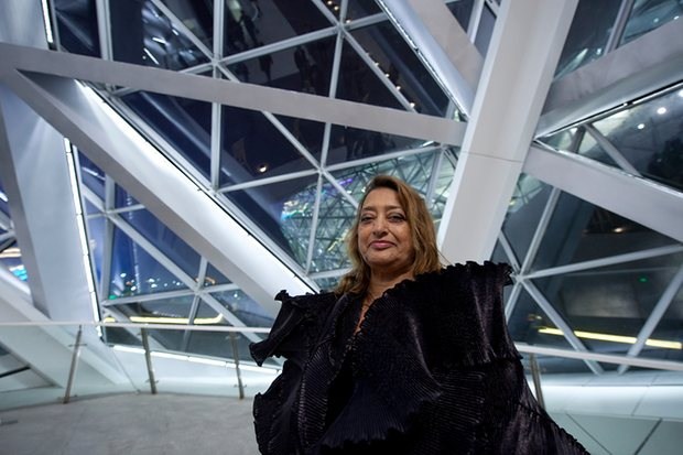 Our world lost an incredible woman today. #ZahaHadid's breathtaking work will live on for many generations. #RIP https://t.co/i7XEAehmi7