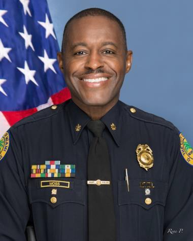 Ferguson, Missouri, names 32-year veteran Miami cop Delrish Moss to lead force