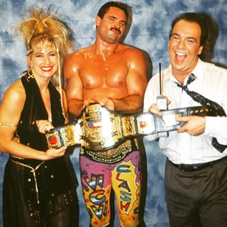 Day 4 of @HeymanHustle on @YahooSports: @Madusa_rocks was the @RondaRousey of her day: https://t.co/VGBhWeTiRX https://t.co/5MxFl8cpSs