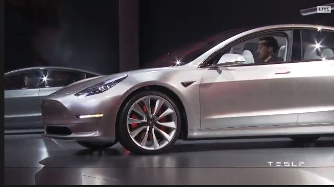 So this is it. #Model3 #Tesla https://t.co/DwUXEucTJl