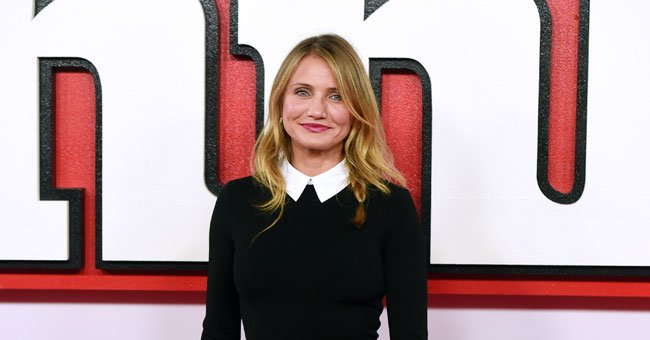 Have you seen Cameron Diaz's no make-up selfie?!
