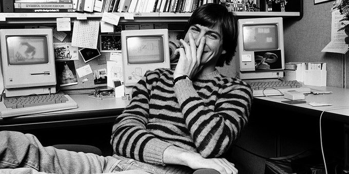 40 insanely great years Happy birthday #Apple