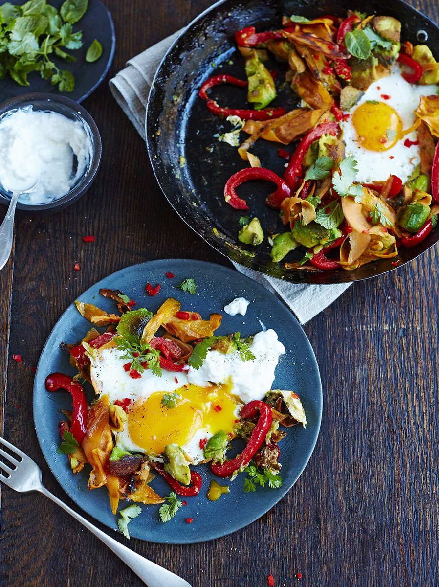 #RecipeOfTheDay - This healthy brekkie from @JamieMagazine is a real winner! https://t.co/dvy7CiRZms https://t.co/976RgpJDLS