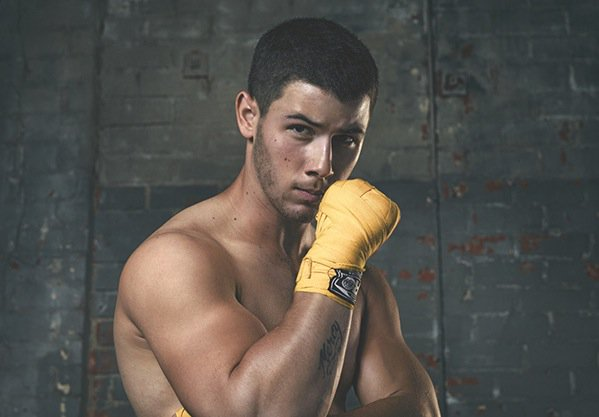 FIT NICK JONAS ALERT! His gritty drama Kingdom is available to watch NOW with @virginmedia