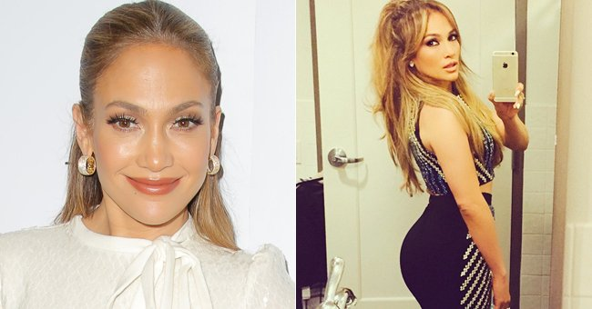 Jennifer Lopez on her weight: