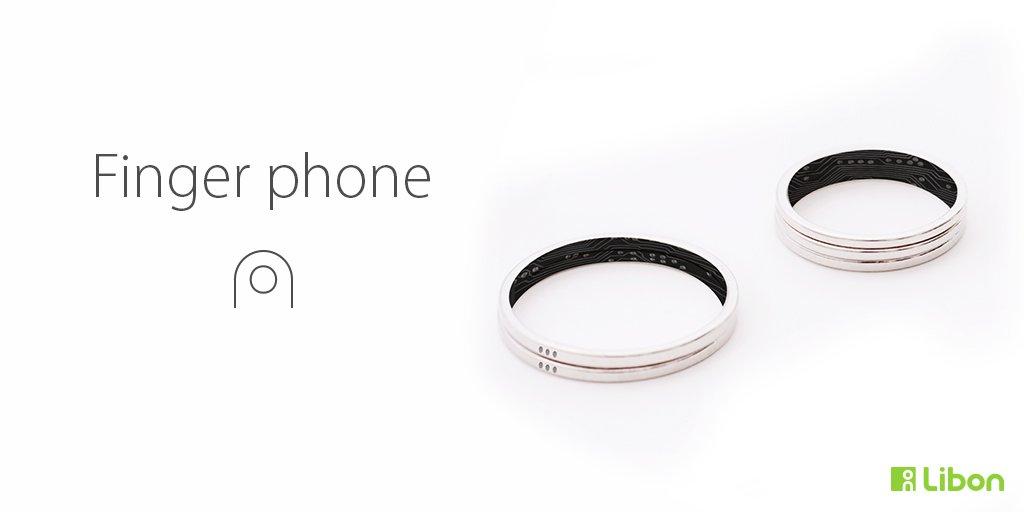 Qui n'a jamais imité un appel avec sa main ? C'est désormais la réalité ! #FingerPhone > https://t.co/hrb6d5IxLO https://t.co/EG415xuMtz