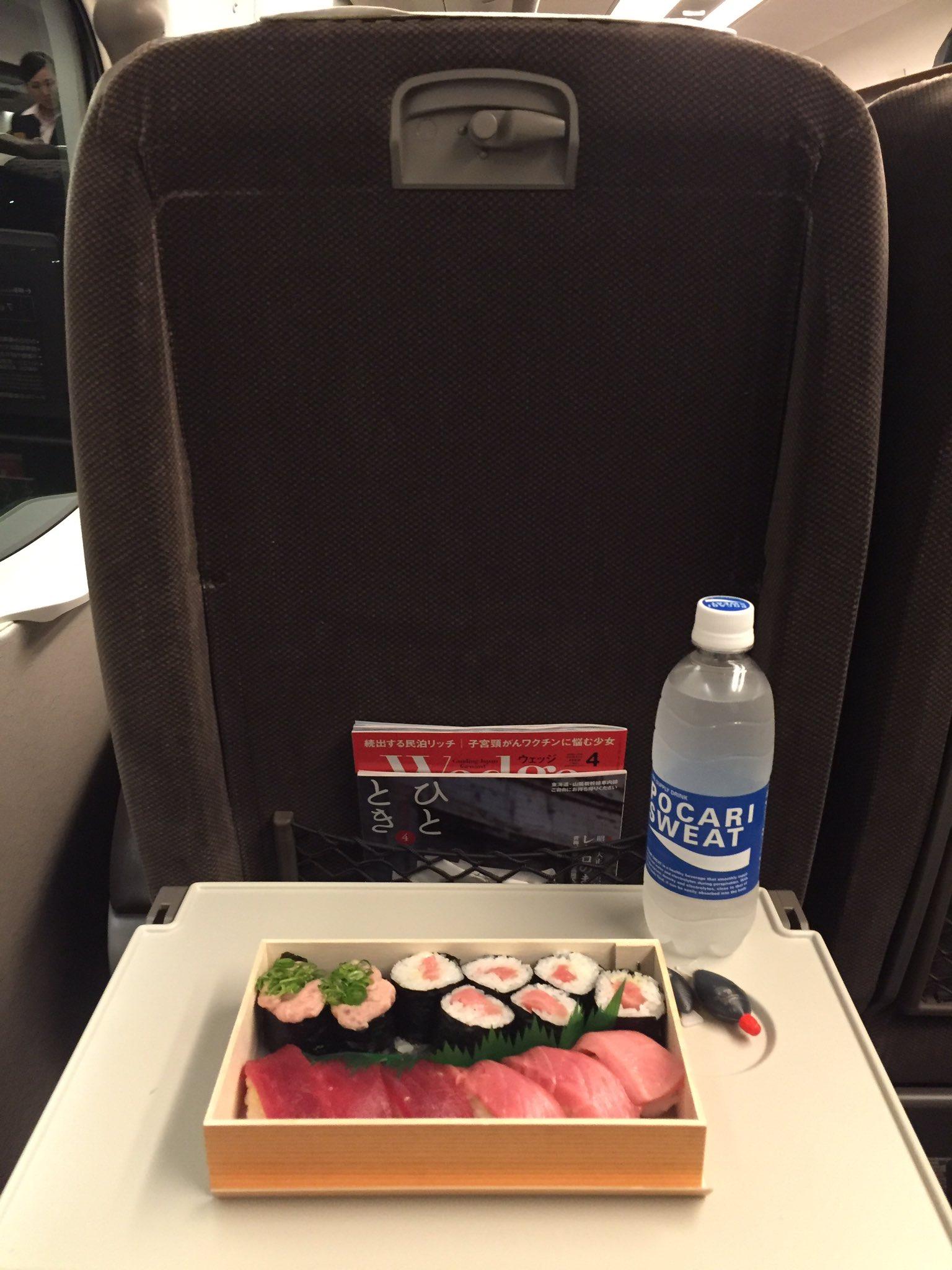 おいしいマグロ ��  Okayama > Tokyo https://t.co/cBpJAj5xVF