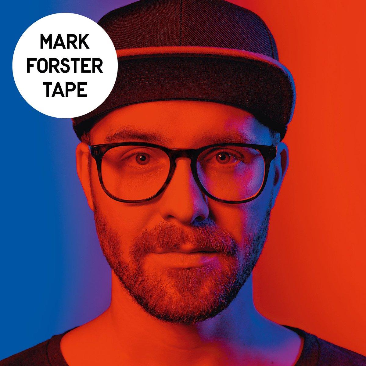 Das neue Album von Mark Forster heißt »Tape« und kommt am 03.06. https://t.co/Gj4mi8nIiB   https://t.co/lwPc0sLOa6 https://t.co/Fvs2FRmxTa