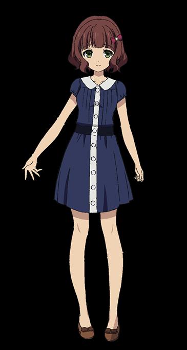 2人目真咲少し不思議ちゃんのきらいはあるものの、素直で一途な性格の女の子です。 #mayoiga