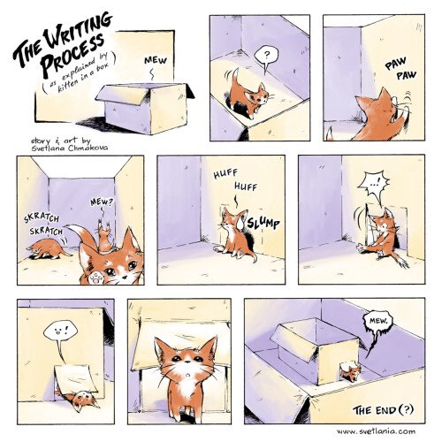 An oldie by @svetlania (orig in @TorontoStar)  Writing is a kitten, pretty much https://t.co/TRMpyBfgRd