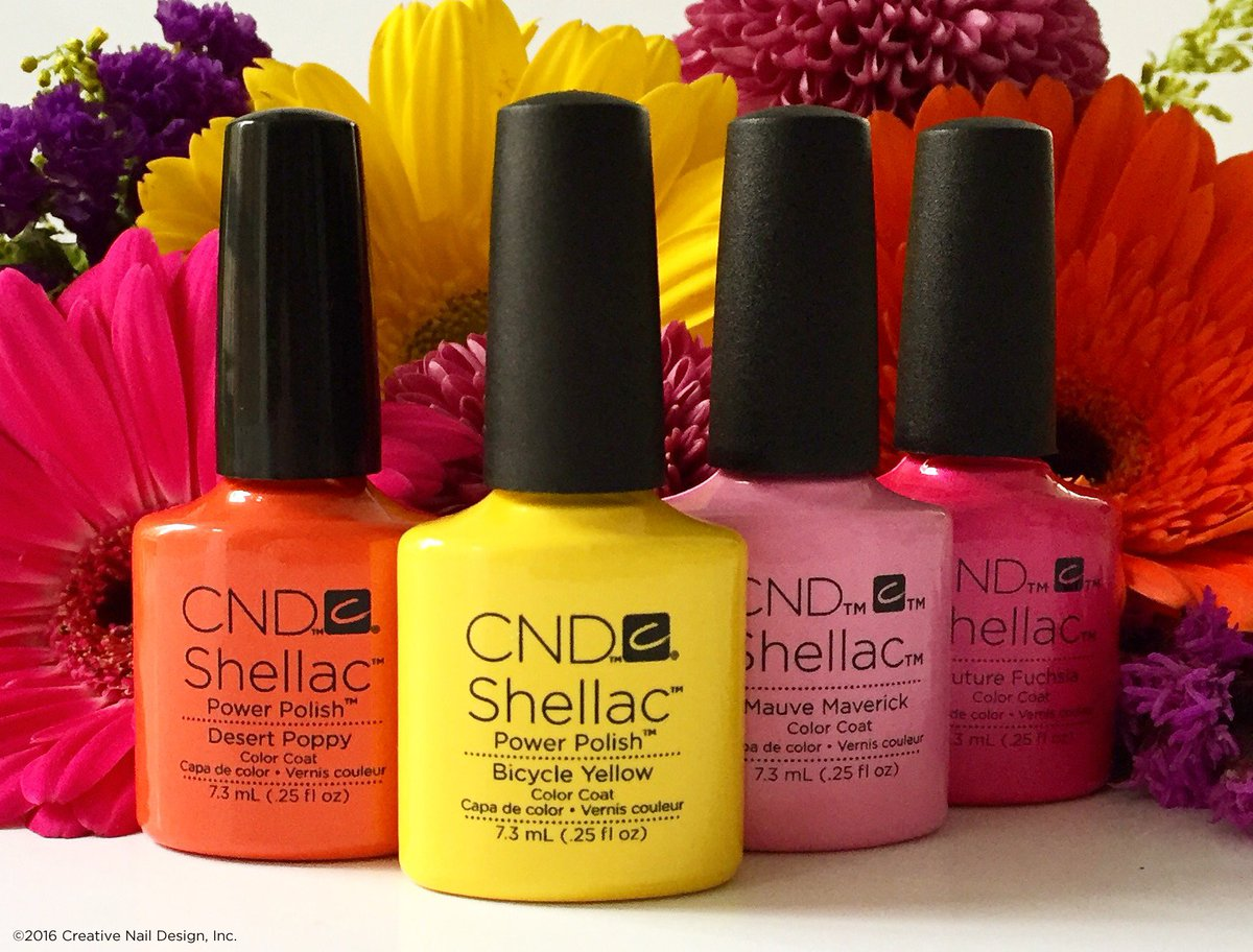 Are your nails ready for spring? Tell us which shade you are excited to wear this season! https://t.co/OeltaNnX9p