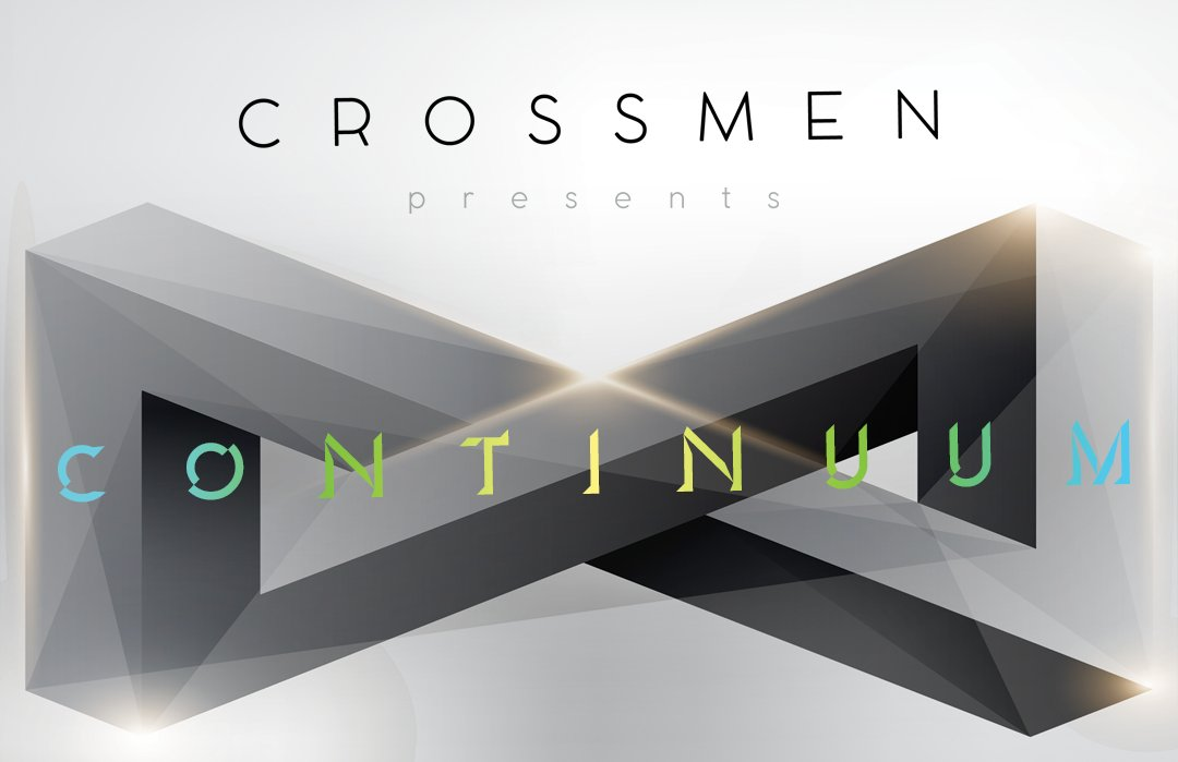 Crossmen are proud to present their 2016 production, Continuum, featuring original music from Andrew Markworth. https://t.co/dJ30vPUEPQ