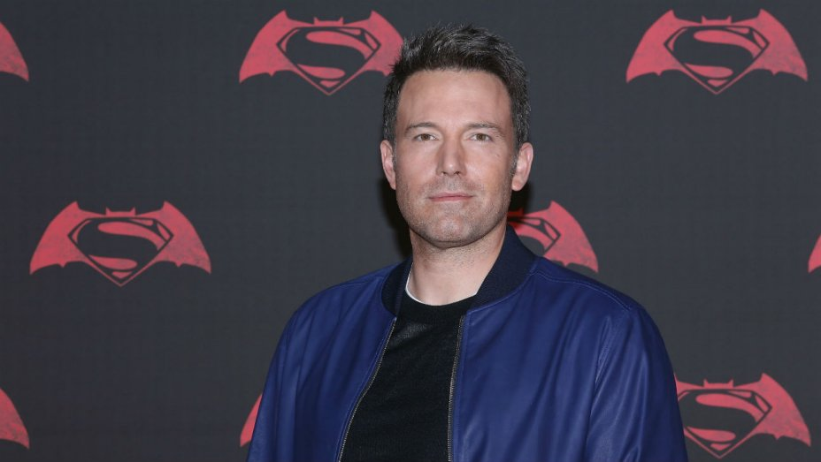 Ben Affleck Says Batman-Fan Son Too Young to See New Film