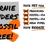 RT Hey Climate Peeps: Vote Yes for Climate! Vote #Bernie #FossilFree @ClimateHawkVote https://t.co/P21XXAzFBJ: Hey Climate Peeps: Vote Yes…