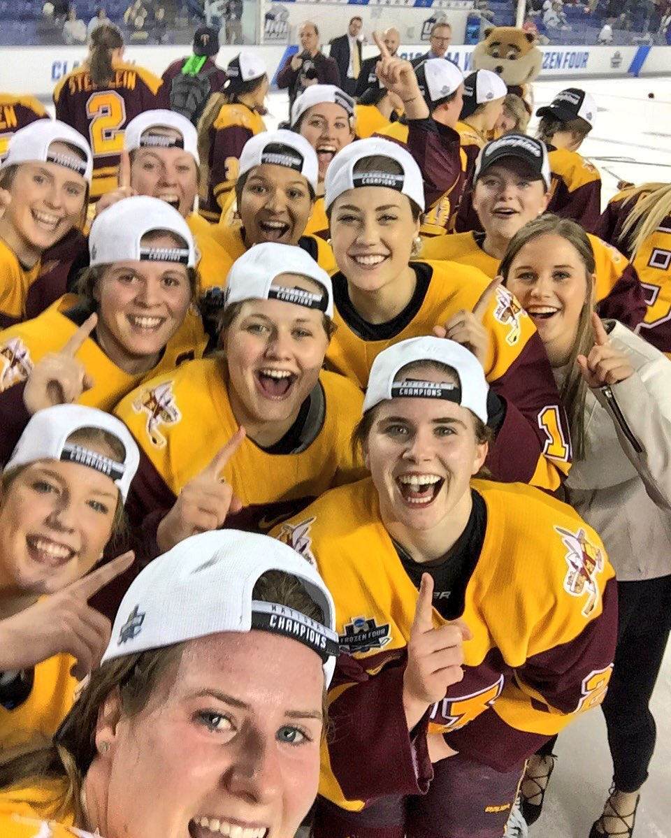 NCAA: Gophers Women Win Fourth Championship In Five Years