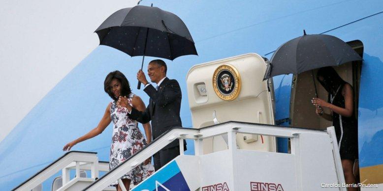 #BREAKING: President Obama 1st U.S president in Cuba since 1928  https://t.co/u9wMKQOs2W https://t.co/Ac2Y2F0YIm