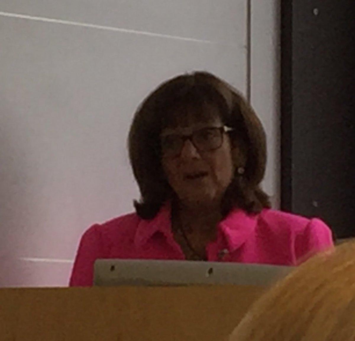 .@rosaltmann addressing @AgeBITC senior business leaders on opportunity of supporting older workers @Ageing_Better https://t.co/n54va2gqen