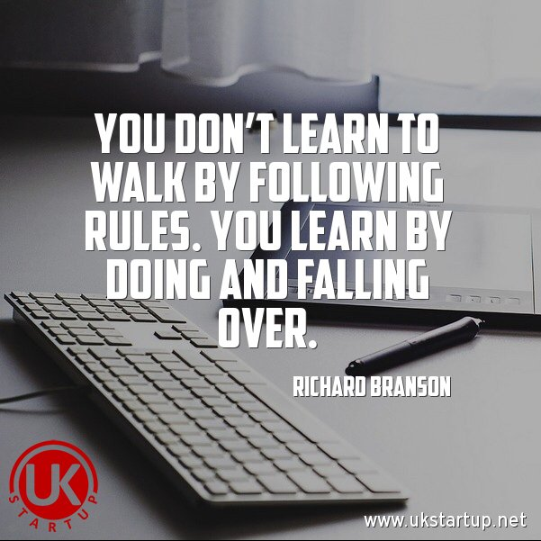 Don't be held back by failure or mistakes. It's part of the journey, the key is learning from it! #MondayMotivation https://t.co/ttVor5B9iK