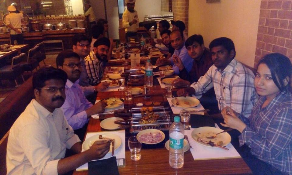 test Twitter Media - Our team in #Delhi, India celebrates the successful end of a project! #cro #techobserver #clinicalresearch https://t.co/67GZCTHzbU