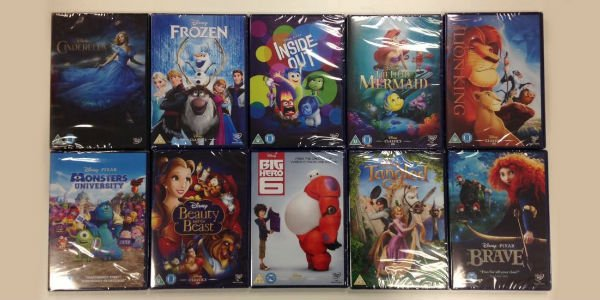 We're giving away this Disney DVD collection! RT & FOLLOW to WIN! SEE MORE > https://t.co/hVz55jaawO https://t.co/W5R09rzWdr