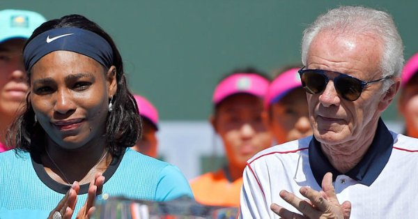 Serena Williams slams Indian Wells CEO's
